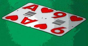 Eenentwintigen blackjack