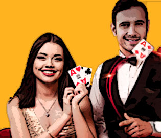Blackjack strategie tabel