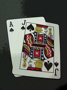 Geld verdienen met het spelen van Blackjack
