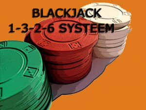 Blackjack 1-3-2-6