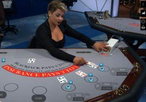 Blackjack spellen online