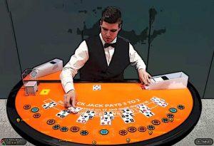 Live Blackjack online spelen wordt steeds populairder