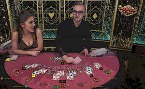 Live Blackjack wordt steeds populairder