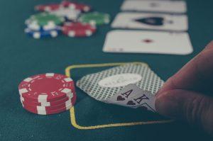 Student ontwikkelt nieuwe blackjack variant