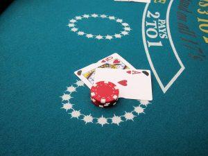 Welke celebrities winnen met blackjack?