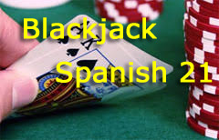 Blackjack Spanish 21