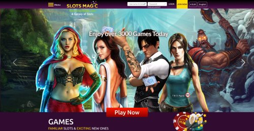 blackjackonline.nl casino review screenshot SlotsMagic