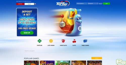 blackjackonline.nl casino review screenshot Turbo Casino